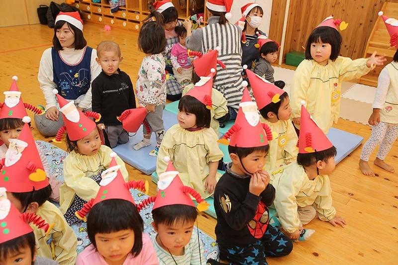 乳児部_クリスマス会