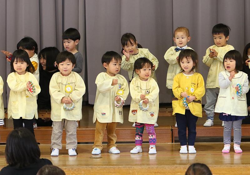 乳児部_生活発表会