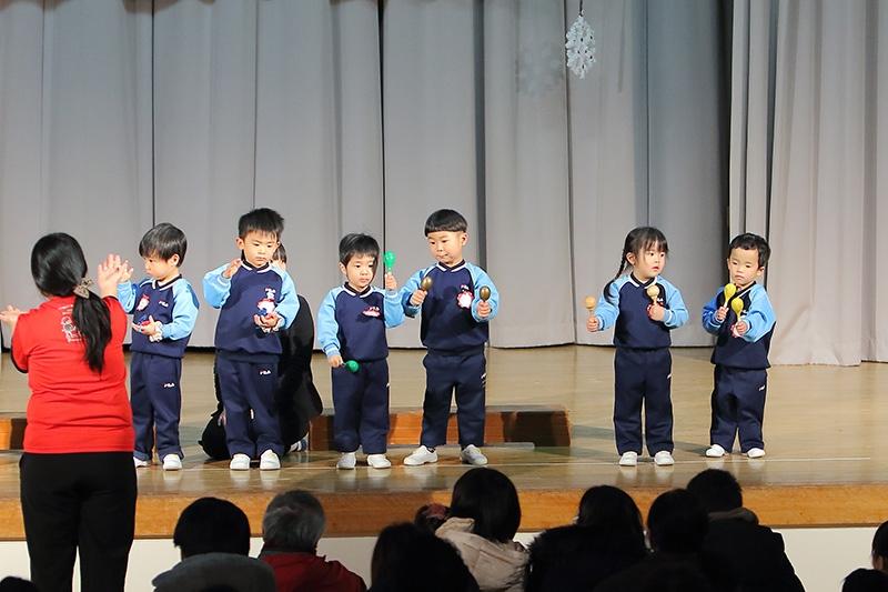 幼児部_音楽発表会